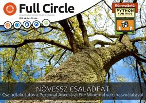 Megjelent a Full Circle Magazin 71. száma magyarul