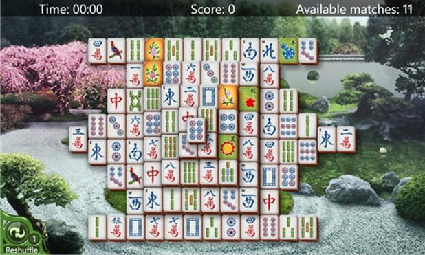 A Microsoft kiadta Windows Phone rendszerre írt Aknakereső, Kártya, Mahjong játékokat