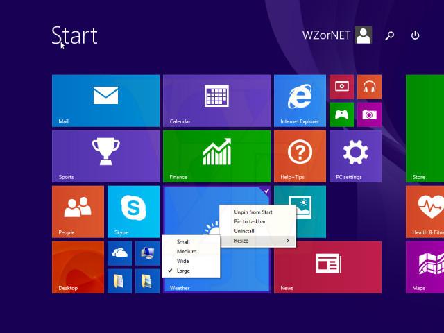 Windows 8.1.1 kiszivárgott képekről, őszintén?
