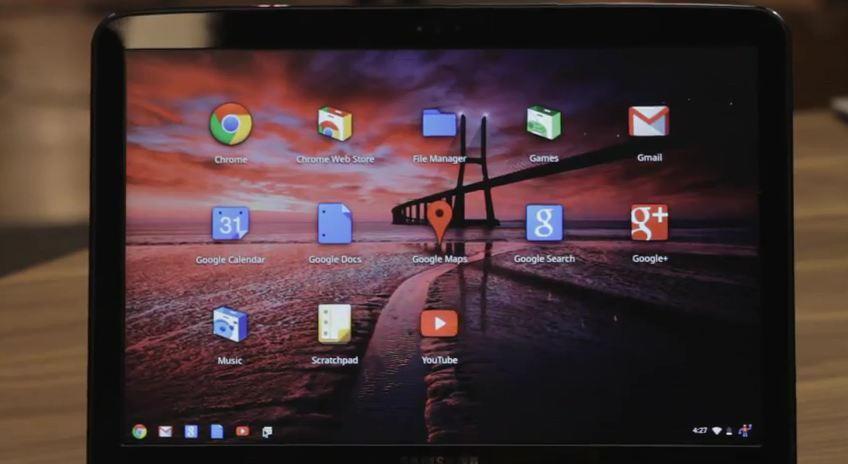 [Hogyan] Varázsoljunk Chromebookra Windows 7-et!