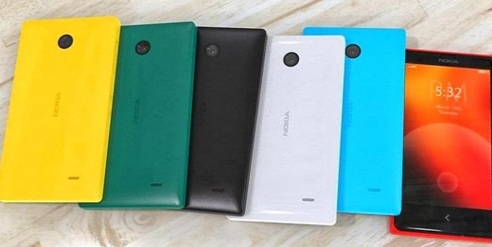 Nokia X (Normandy) Androiddal – Videóval