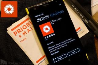 Szkenneljünk be dokumentumokat Windows Phone telefonunkkal
