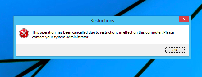 [Windows 8] Blokkoljuk az adott alkalmazások hozzáférését felhasználóknál