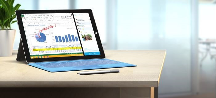 Különbség a Microsoft Surface Pro 3 és Pro 2 között