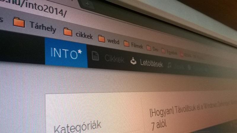 Nagy ráncfelvarráson esett át weboldalunk! #Gépház