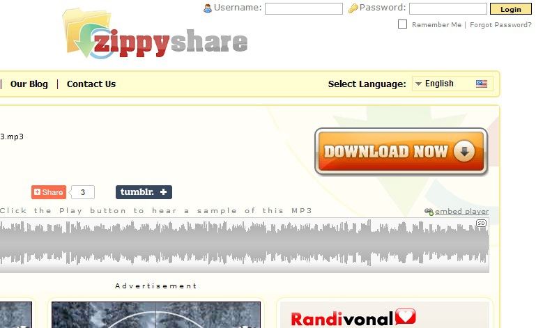 [Vb.net] ZippyShare Downloader 2014