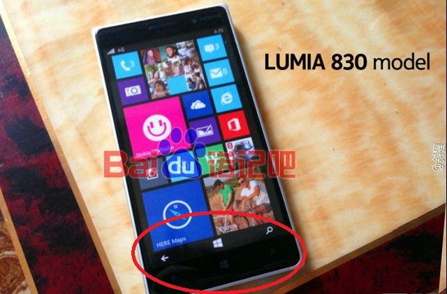 Vélhetően hamisak a Lumia 830-ról kiszivárgott képek