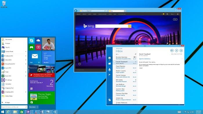 Szeptember 30-án érkezik a Windows 9 korai előzetese és nem lesz további nagy Windows 8 Update