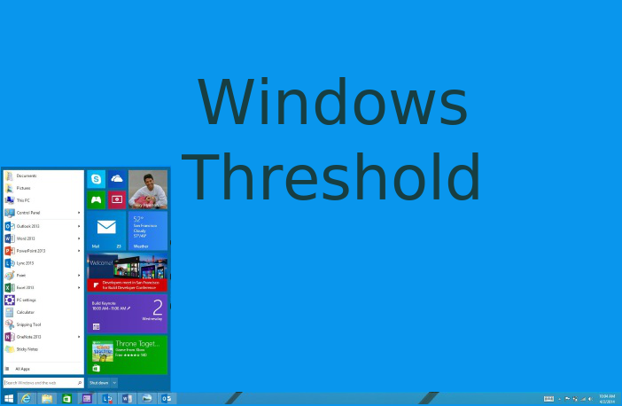 A Windows Threshold miért 9?