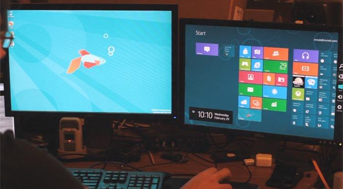 Teljesen különválik a Windows 9 Pro és RT