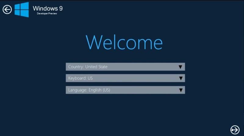 Windows 9 - Szeptember elején jöhetnek a kiszivárgott előzetes képfájlok!