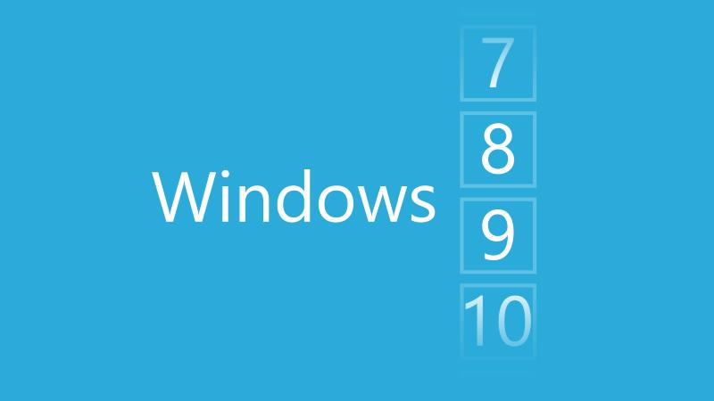 WZor pörög, újabb számtalan információ adag a Windows 9-ről