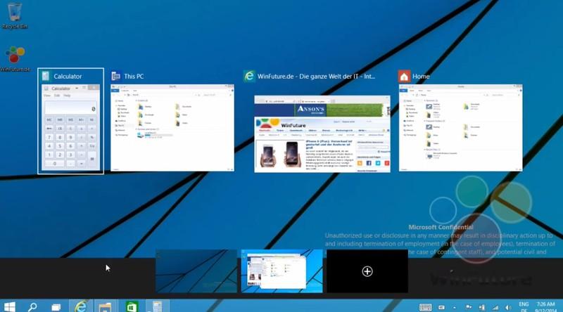 Windows Threshold - Nem lesz lemezképfájl szivárgás szeptember 30 előtt