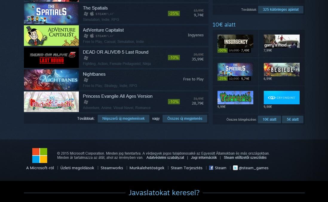 A Microsoft felvásárolta a Steam-et a Valve-tól! #április 1