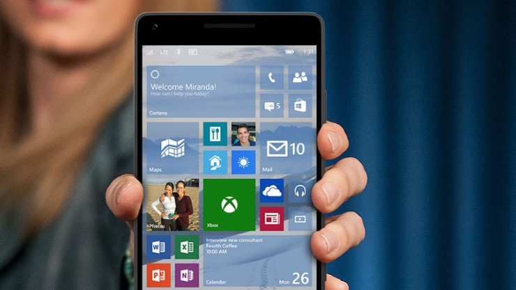 Idő előtt kiszivárgott még néhány információ a néhány órán belül megjelenő Windows 10 for Phone második előzeteséről