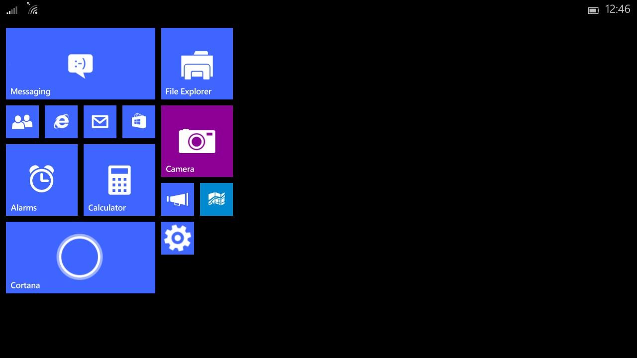 Kiszivárgott néhány kép a kis táblagépekre szánt Windows 10-ről