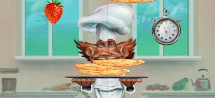 Alkalmazásajánló: Pancake Panic
