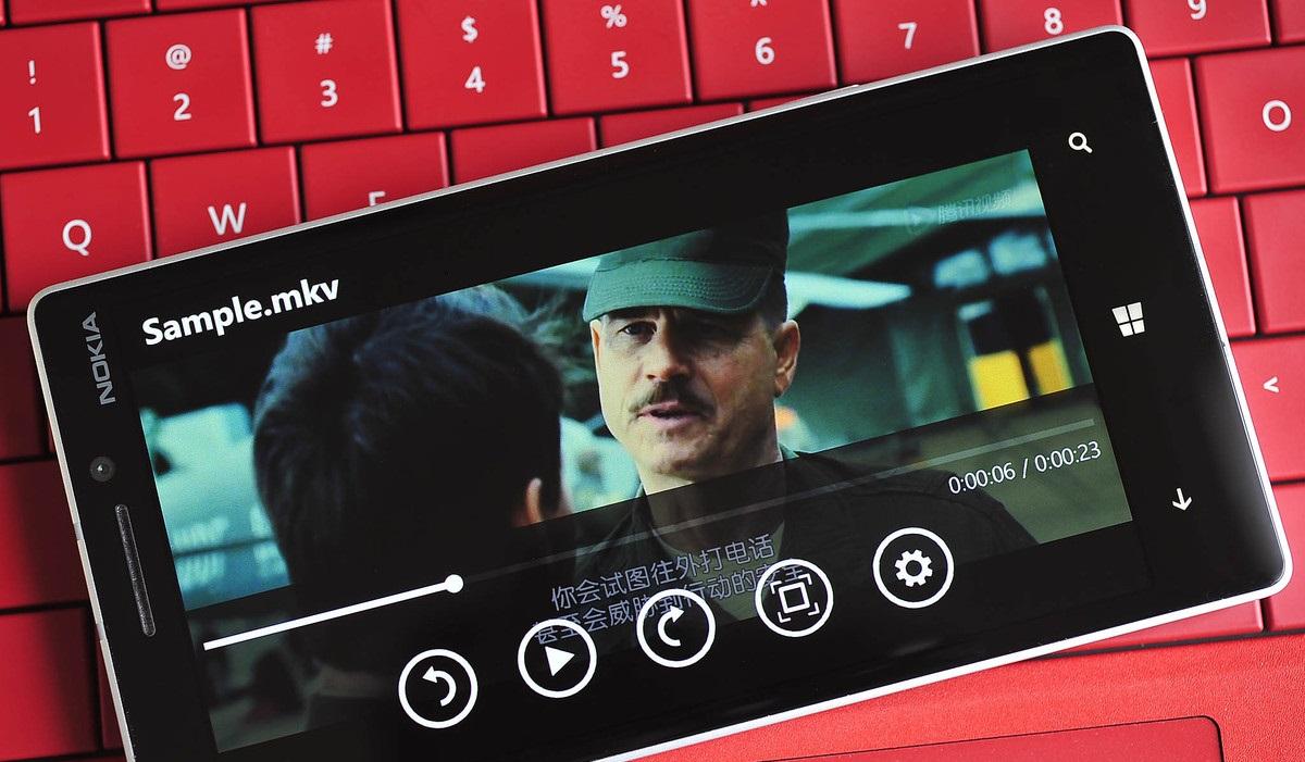 A Windows Phone 8.1 Update 2 már támogatja az MKV fájlokat