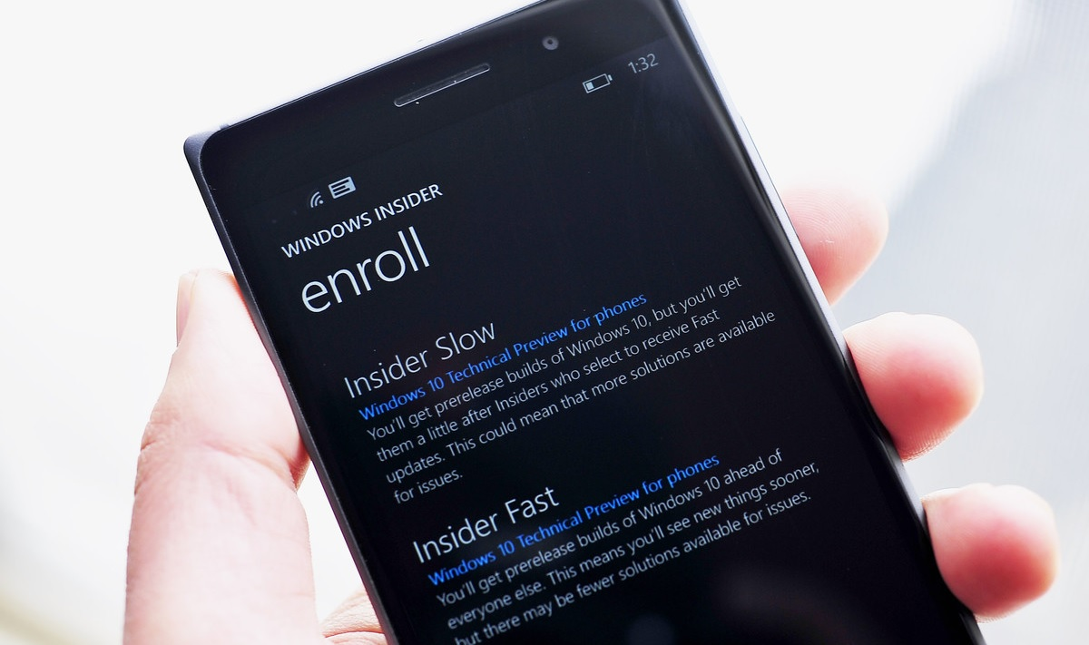 Elérhető a Windows 10 For Mobile Technical Preview Build 10052