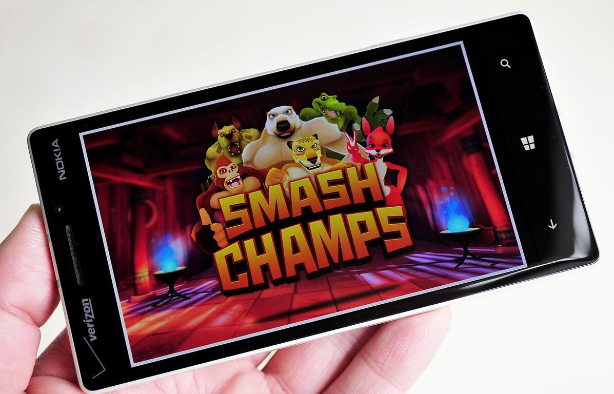 Alkalmazásajánló: Smash Champs