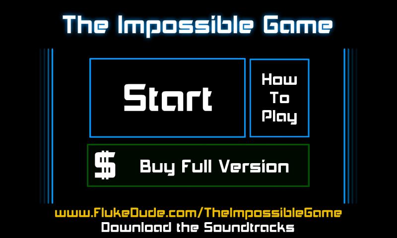 Alkalmazásajánló: The Impossible Game