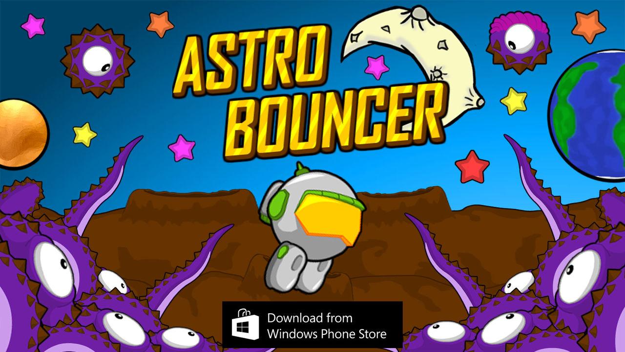 Alkalmazásajánló: Astro Bouncer