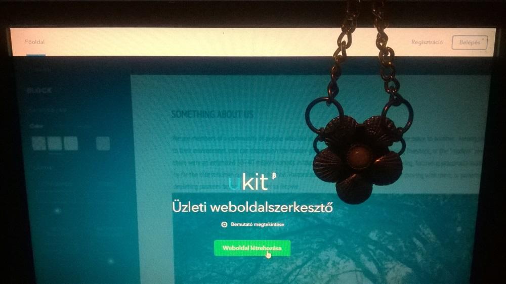 A uCoz elindítja a uKit nevű üzleti weboldalszerkesztőjét