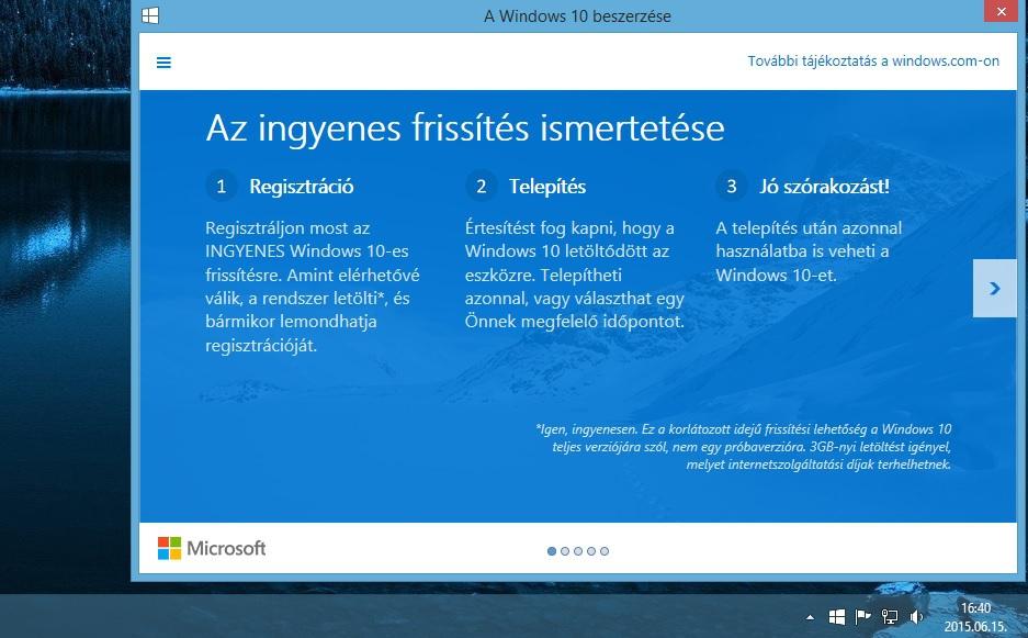 [Hogyan] Távolítsuk el a Windows 10 beszerzése ikont a tálcáról