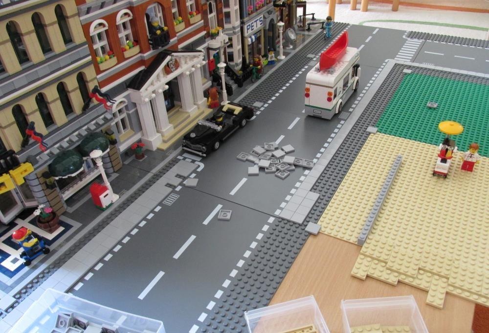 Támogasd te is a LEGO városomat!