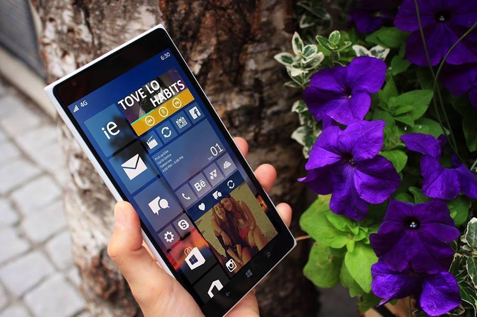 Így néz ki a Windows 10 Mobile Build 10158