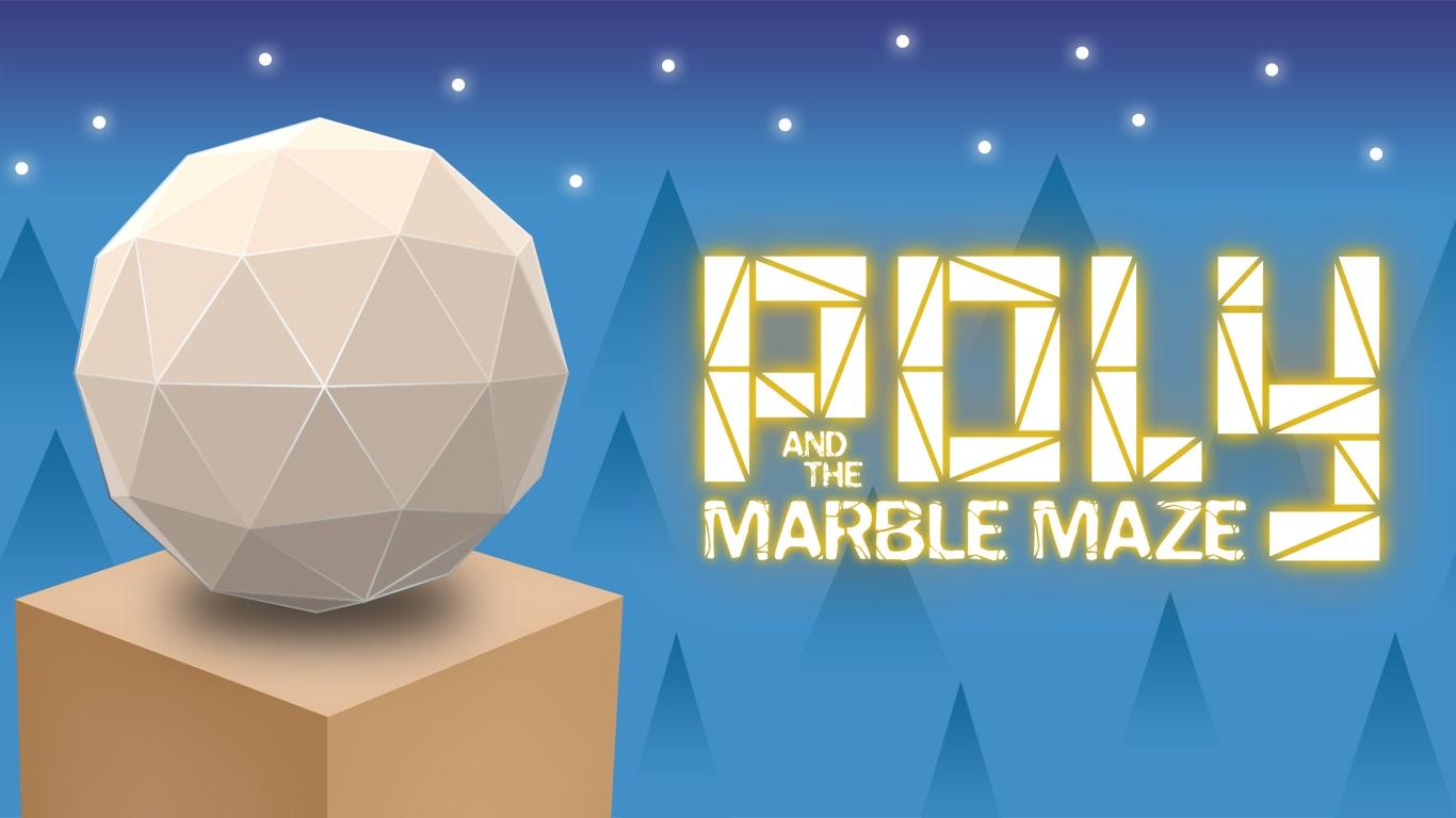 Újabb magyar játék a Poly and the Marble Maze
