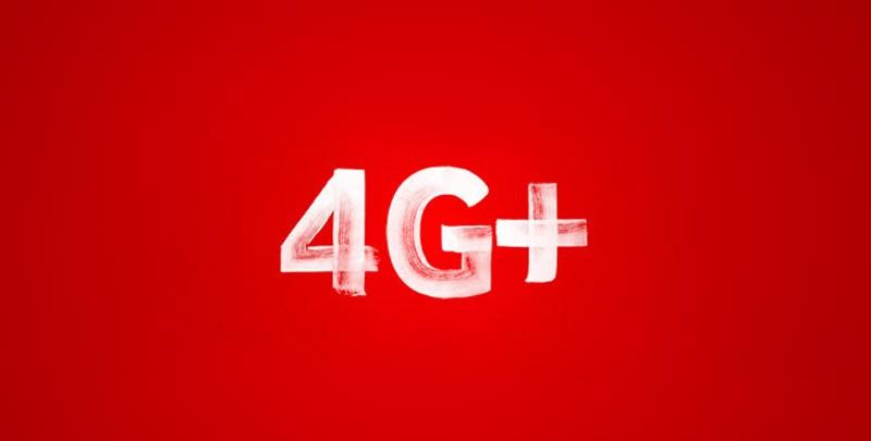 Gyorsabb internet 4G+-al a Vodafonnál
