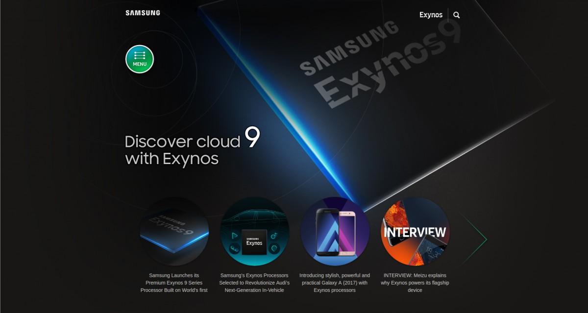 A Samsung bemutatta a 10 nanométeres FinFET technológiával készült processzorát