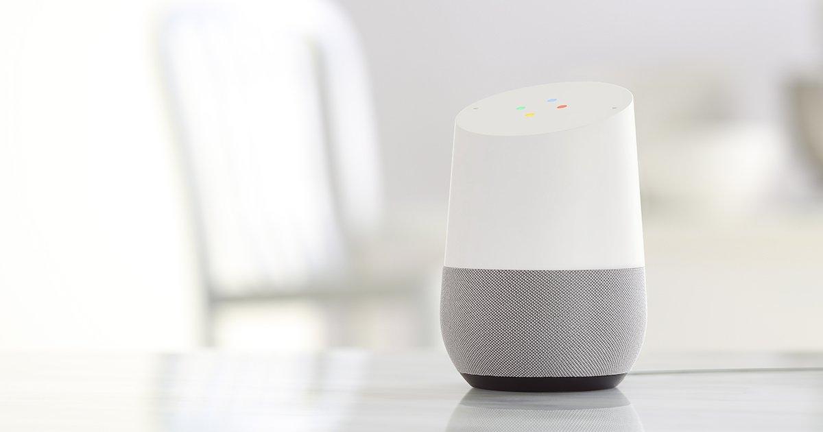 A Google Home a Szépség és a szörnyeteg ajánlásába kezdett