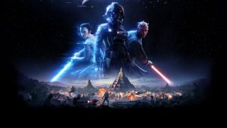Hamarosan elstartol a Star Wars Battlefront II béta