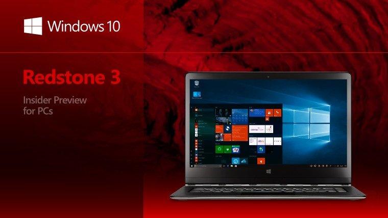 Windows 10 Redstone 3 – Várható újdonságok