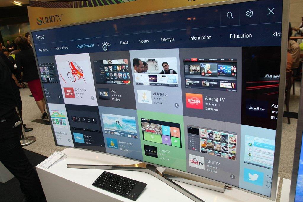 Kiderült, milyen szerepet szán a Samsung a Tizennek az okostelevíziókban