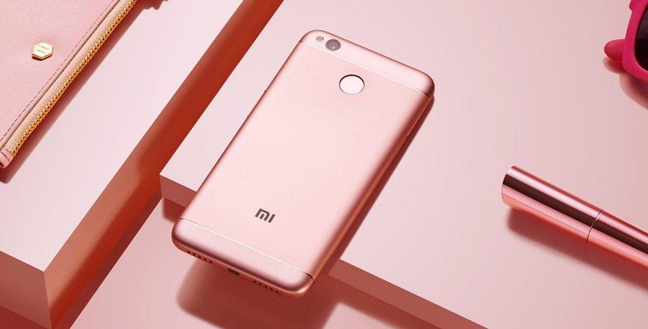 Xiaomi Redmi 4X - kínai mérce fölött