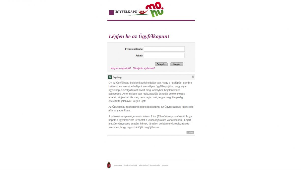 Új platform lesz elérhető Magyarországon az e-ügyintézéshez