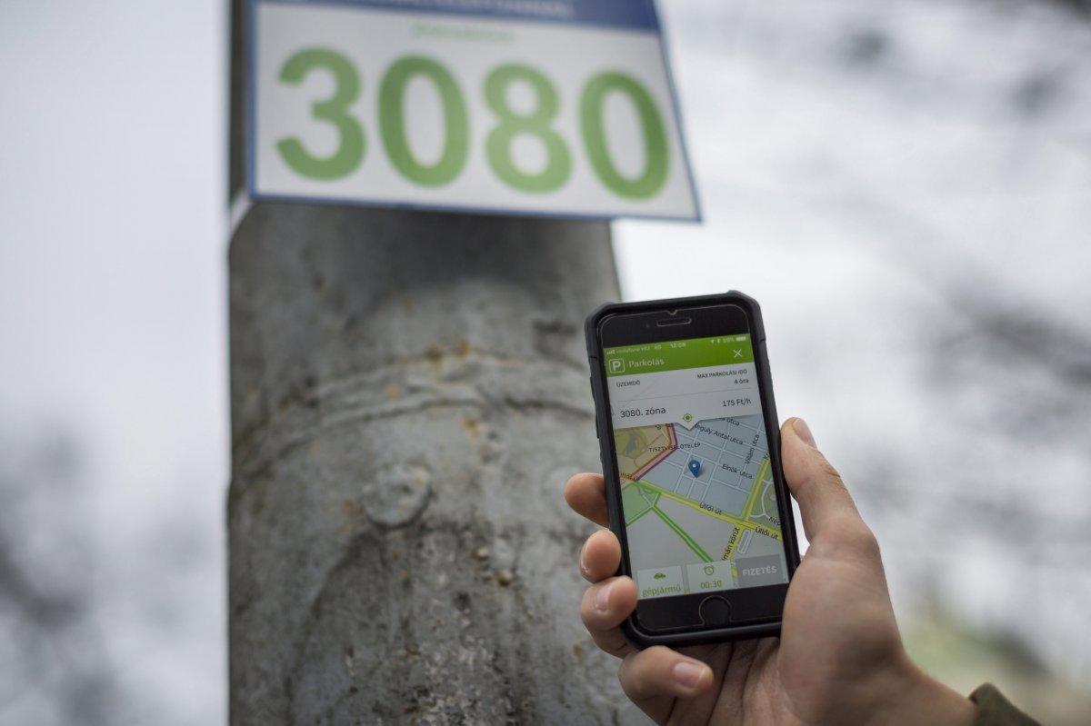 Tavaly több mint 28 milliószor használták a mobilfizetési rendszert