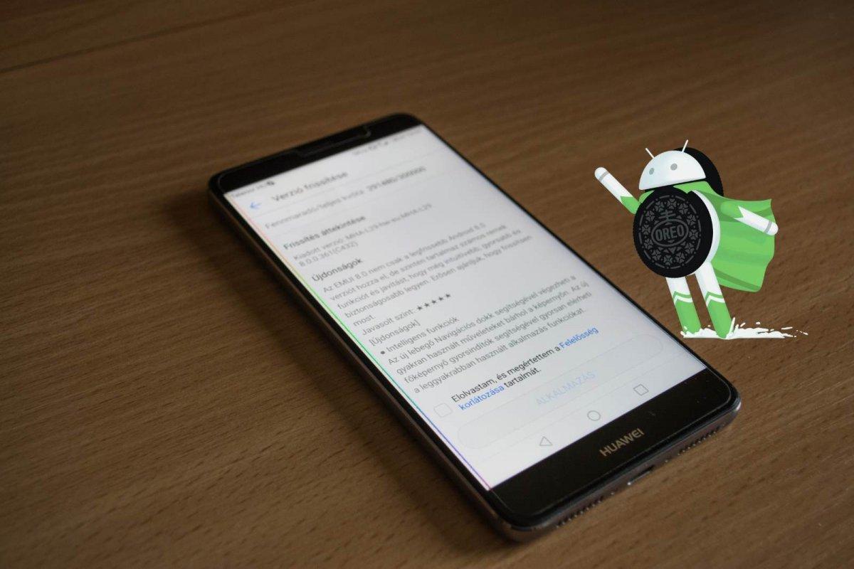 Ne kapkodjuk el a Huawei Mate 9 Oreo frissítését