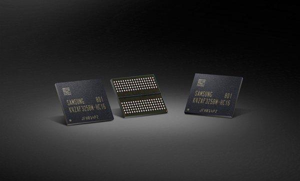 16Gb GDDR6: fejlett grafikai rendszerekbe szánt memória a Samsungtól