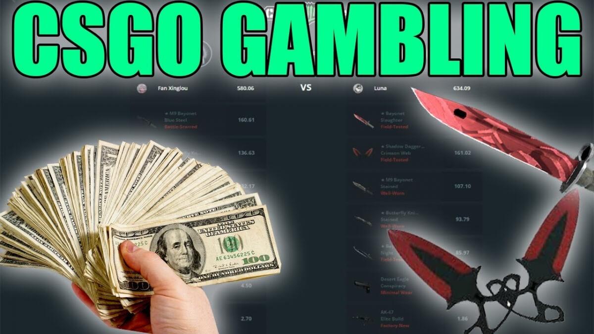 A CS:GO szerencsejáték és kereskedelem teljes pusztulása