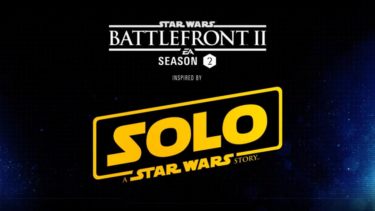 Star Wars Battlefront II - Solo Season - új mód, új helyszín, új skinek
