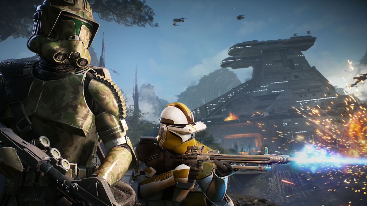 Star Wars Battlefront II – Elit alakulatok érkeznek a csatatérre!