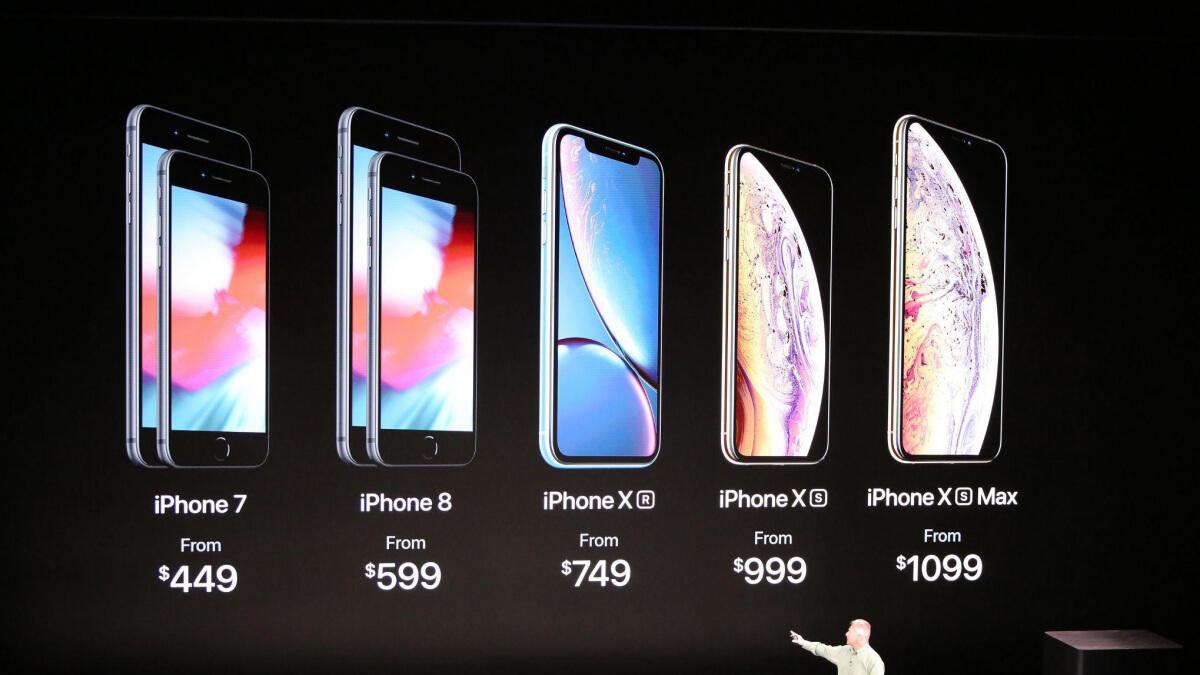 Megtudtuk az iPhone Xs, Xs Max és Xr hazai ajánlott árait