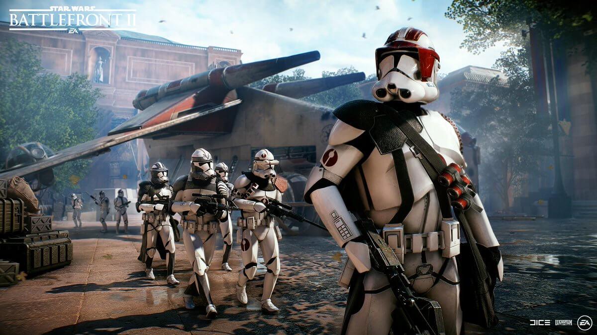 Star Wars Battlefront II – Szeptemberi frissítések és Roadmap V3!