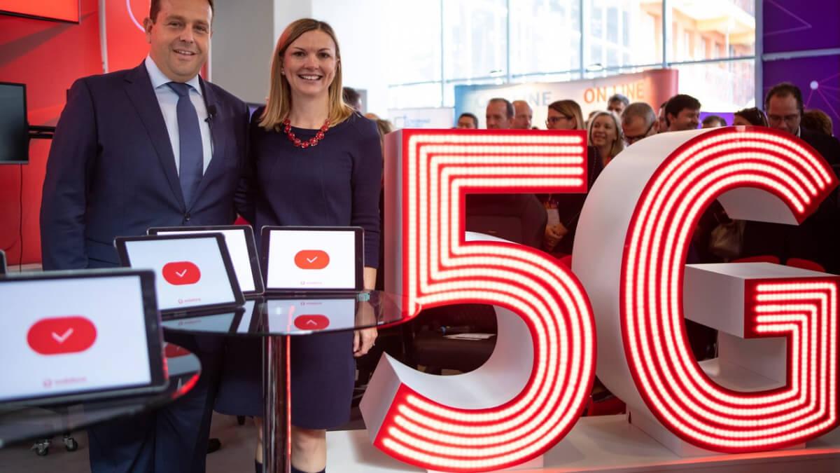 A magyar Vodafone is bemutatta, mit tud az 5G