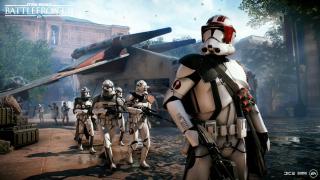 Nagy volt az érdeklődés az ingyenes Star Wars Battlefront 2 iránt