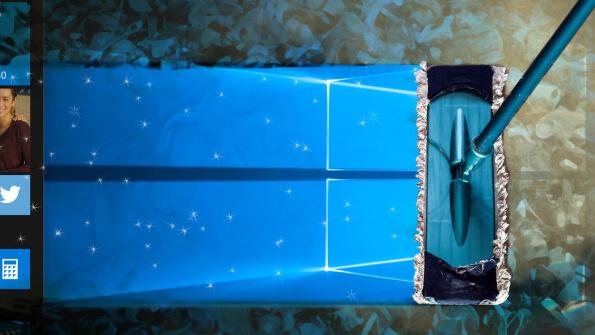 Egy figyelmetlen kattintás és a legújabb Windows 10 törli a letöltéseidet